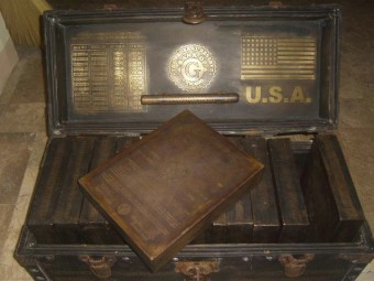 Chicago Federal Reserve Bonds Box